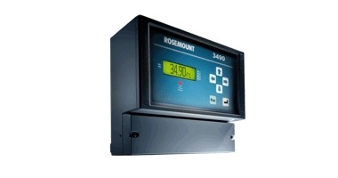 Rosemount 3490 4-20 mA and HART® Compatible Control Units